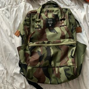 Anello camouflage backpack